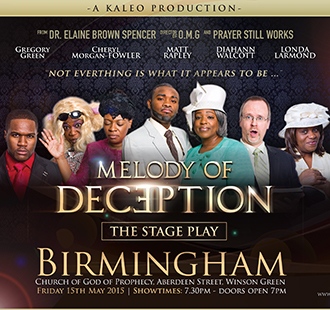 Melody of Deception, Broadway Theatre Catford, London
