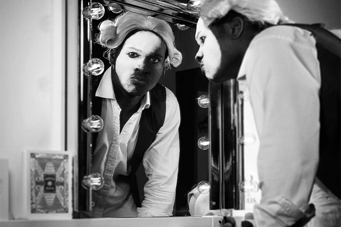 An Octoroon - Orange Tree Theatre - publicity photo by The Other Richard