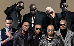 112, Dru Hill with Sisqo and Ginuwine live in concert