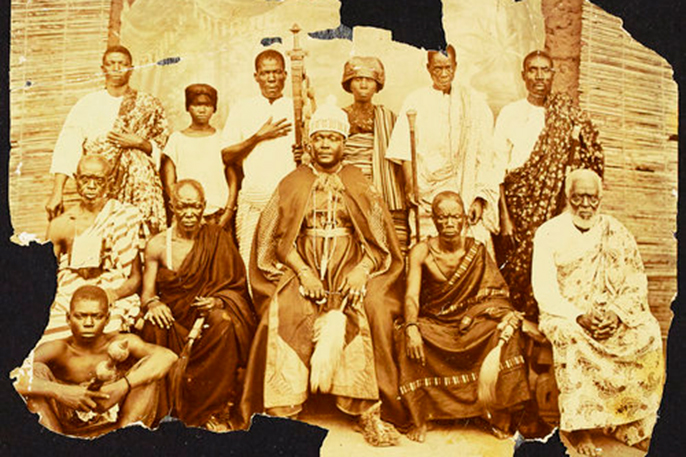 Family Ties - The Adamah Papers, Black Cultural Archives
