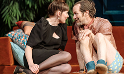 Tartuffe – review National Theatre