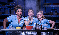 Waitress – Adelphi Theatre