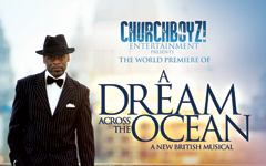 A Dream Across the Ocean, Fairfield Halls