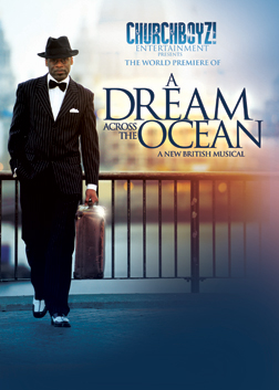 World Premiere of A Dream Across the Ocean, Fairfield Halls