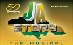 JA Story – The History of Jamaica Musical  - 50th celebrations tour
