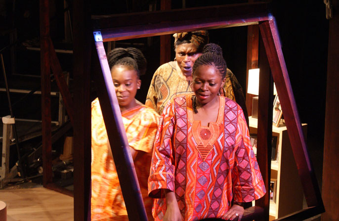 Pandora's Box nominated for Best New Play