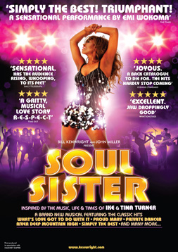 Soul Sister hits the west end