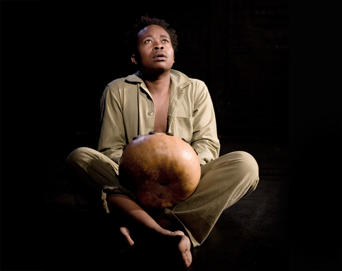Two Gentlemen production of Kupenga Kwa Hamlet (The Madness of Hamlet)