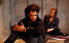 Where the flowers grow, Warehouse Theatre, Croydon