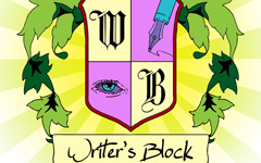 Writer's Block celebrates its 4th Birthday