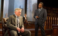 Race by David Mamet, Hampstead Theatre