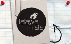 Talawa Firsts