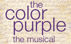 The Color Purple, the musical