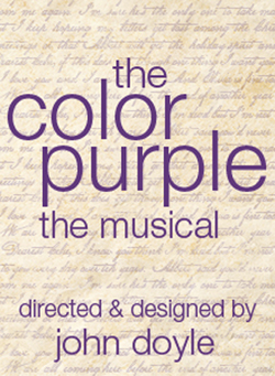 The Color Purple is at the Menier Chocolate Factory