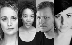 Meet the cast of The Shepherd's Chameleon