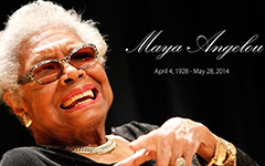 Maya Angelou – A Celebration, Southbank Centre