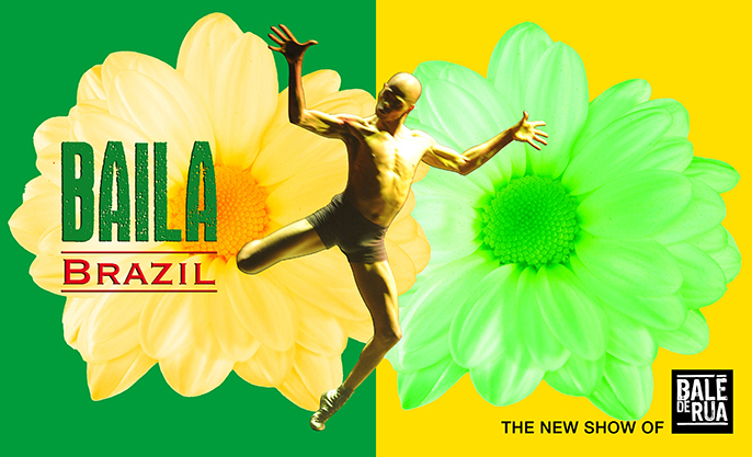 Balé de Rua and Southbank Centre present Baila Brazil this August