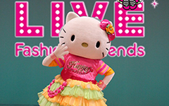 Hello Kitty Live Fashion and Friends - world premiere