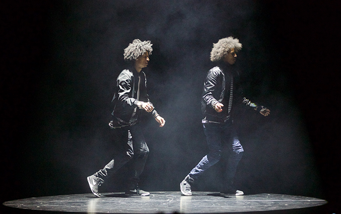Les Twins (c) Paul Hampartsoumian