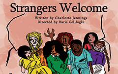 Strangers Welcome by Charlotte Jennings