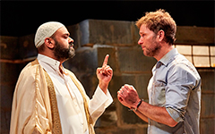 Ayad Akhtar's The Invisible Hand
