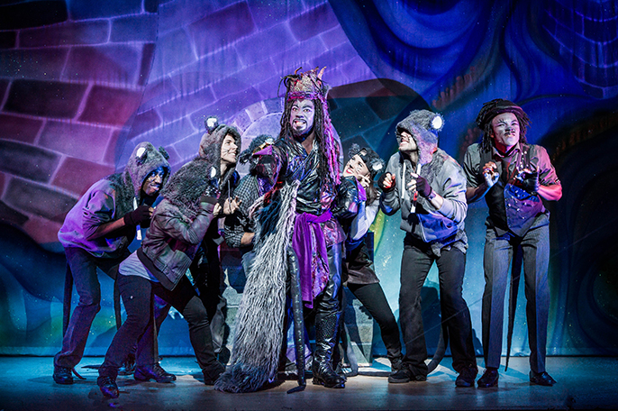Dick Whittington and his Cat, Hackney Empire, Photo credit, Robert Workman