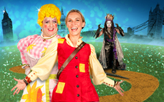 Jack and the Beanstalk, Theatre Royal Stratford East