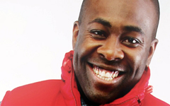 Kojo's Comedy Fun House, Hackney Empire