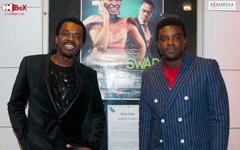 Phone Swap directed by Kunle Afolayan, OHTV screening at the BFI