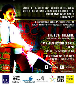 Skeen the Play, The Lost Theatre