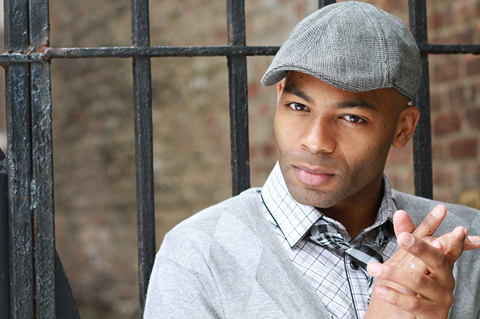 Brandon Victor Dixon makes West End debut in The Scottsboro Boys