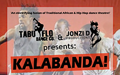 Kalabanda  – Jonzi D and Tabu-Flo
