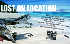 Lost on Location by Shakella Dedi
