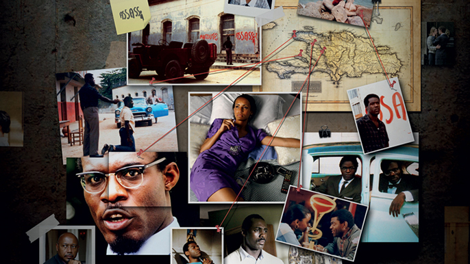 Stolen Images - People and Power in the Films of Raoul Peck, BFI