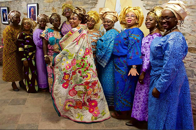 Yoruba Women Choir live at Union Chapel, 12 March 2018