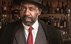 The Resistible Rise of Arturo Ui starring Lenny Henry