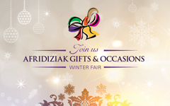 Afridiziak Gifts & Occasions Winter Fair 2012
