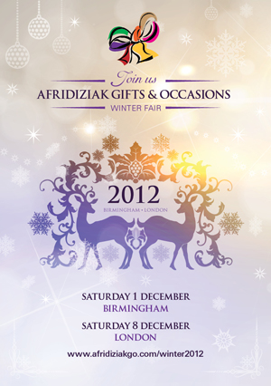 AfridiziakGO Winter Fair 2012 - front