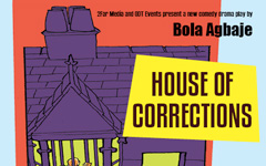 House of Corrections by Bola Agbaje