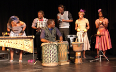 Sibikwa African Orchestra at The Albany