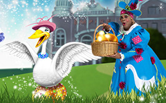 Mother Goose, Hackney Empire