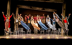 The Scottsboro Boys, Garrick Theatre