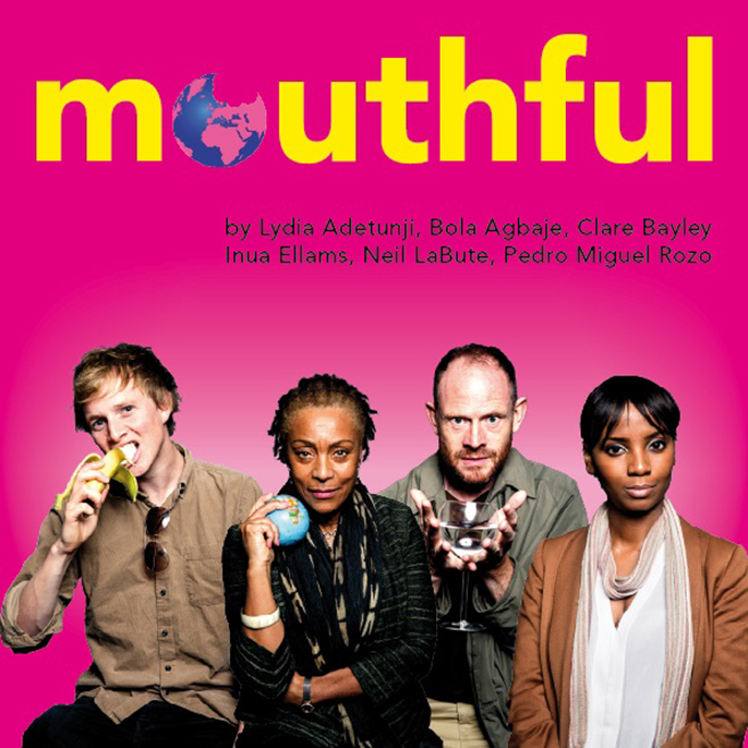 Mouthful Trafalgar Studios