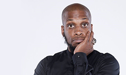 Ali Siddiq – review Ali Siddiq is bigger than bars, Soho Theatre