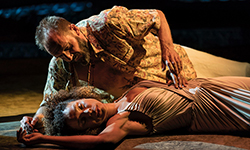 Antony and Cleopatra – review National Theatre