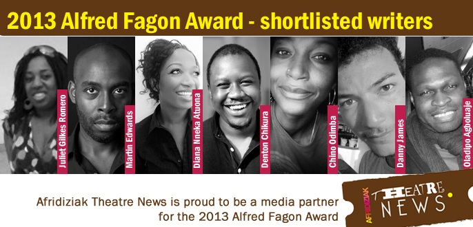 The Alfred Fagon Award 2013 – meet the shortlisted writers