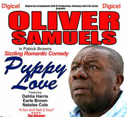 Oliver Samuels returns to the UK in Puppy Love