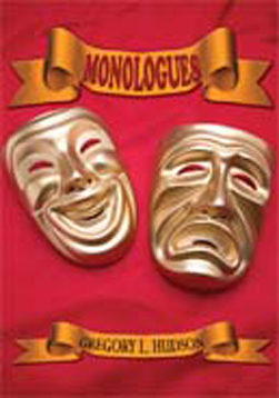 Monologues: Book Cover