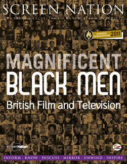 Screen Nation brochure 2011 Magnificent Men front cover