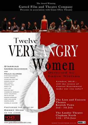 12 Very Angry Women, The Landor